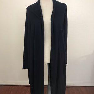 Ralph Lauren Blue Label High Lo Cardigan Size M/L